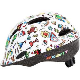 axant Rider Kid Casco Niños, white